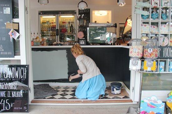 Kaffebar, Slagelse