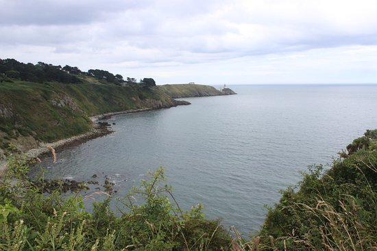 Howth, İrlanda: Cliffs