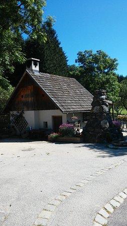 Molzbachhof: Mühle am Molzbach
