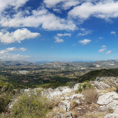 Tàrbena, España: Coll de Rates