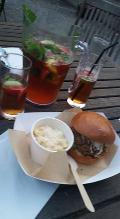 Wrotham, UK: Food and drinks