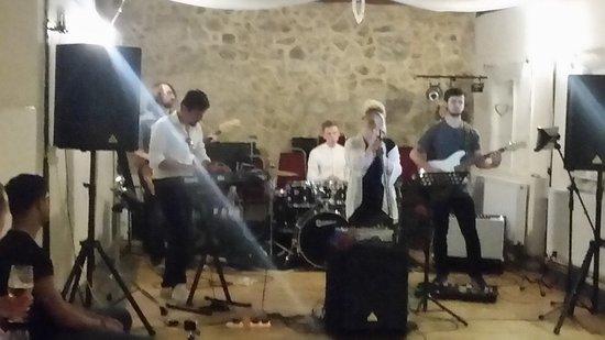 Wrotham, UK: Band