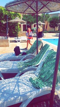 Tamra Residence Apartment Resort Managed by Egyptian Vacation Club : متعة السباحه و روعة المكان