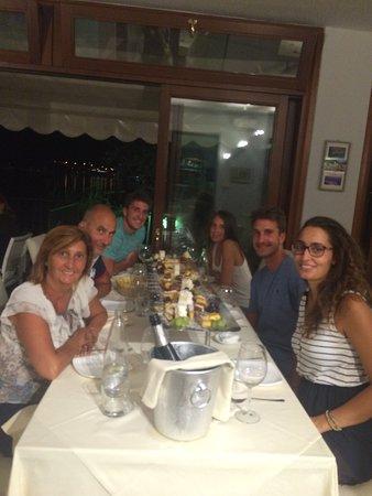 photo1.jpg - Picture of La Terrazza Sul Lago Ristorante, Clusane sul ...