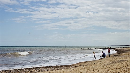 Hornsea, UK: Again at the beach, lovely day.