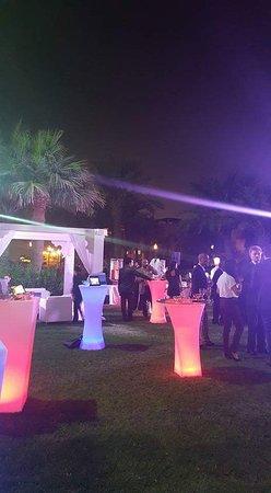 Four Seasons Hotel Doha: Outside function