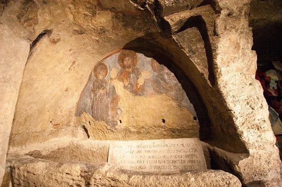 Lentini, Italia: Cripte dei Santi Martiri