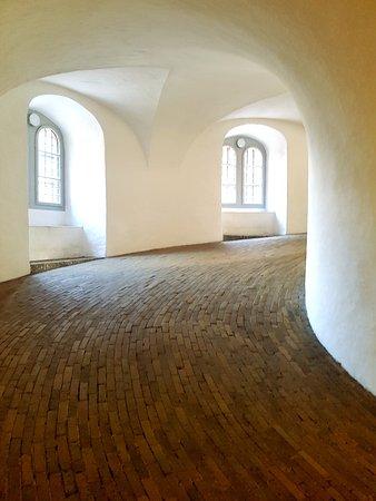 Rundetaarn: A l'intérieur