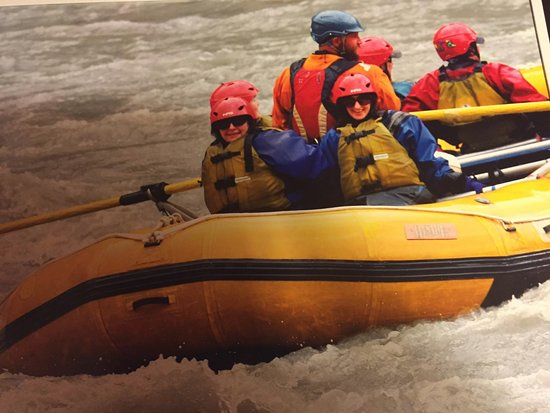 Nenana Raft Adventures - Day Tours