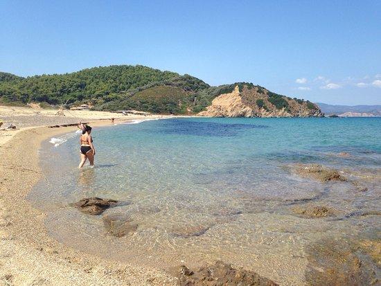 Megalos Aselinos Beach: photo2.jpg