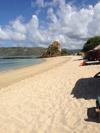 نوفوتيل لومبوك ريزورت آند فيلاز: Souvenir Novotel Lombok séjour agréable