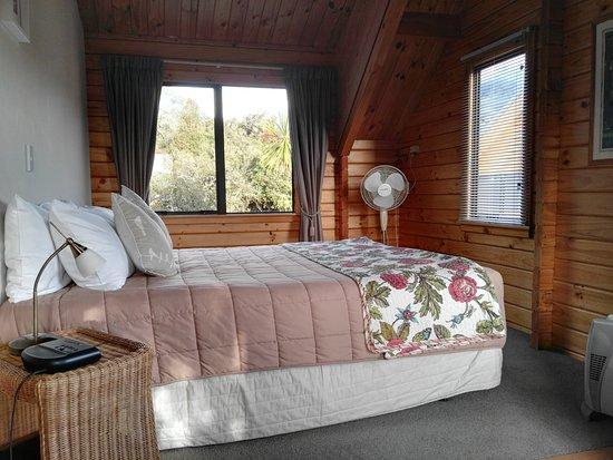 Fox Glacier Lodge: Unser Zimmer