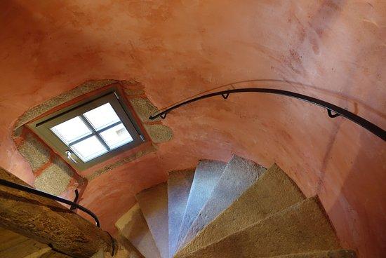 Aubusson, Frankrig: L'escalier en colimaçon