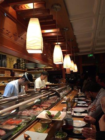 Mountain View, CA: The bar