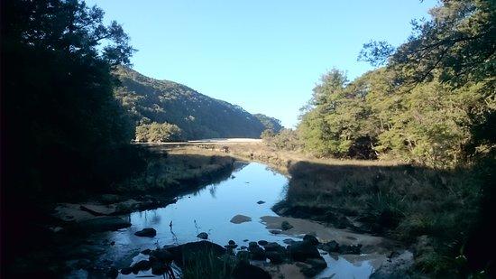 Abel Tasman National Park, Neuseeland: schitterend uitzicht