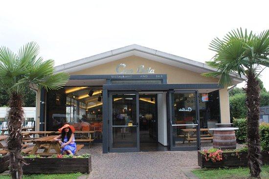 Camping Village Jolly: Ciao bella restaurant