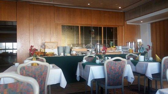 Ruckersdorf, Niemcy: breakfast room , all was ok