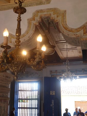 Plafond Du Restaurant Picture Of La Nueva Era Trinidad Tripadvisor