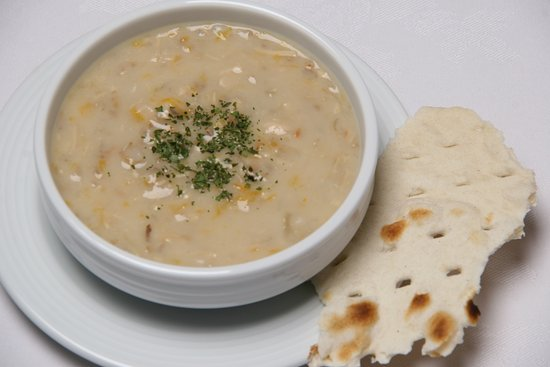 Reza Restaurant: soup of the day