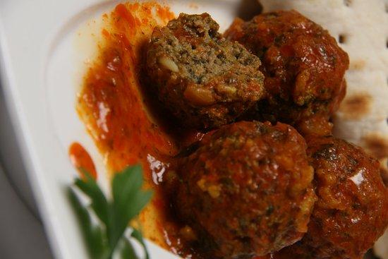 Reza Restaurant: Koofte meat balls