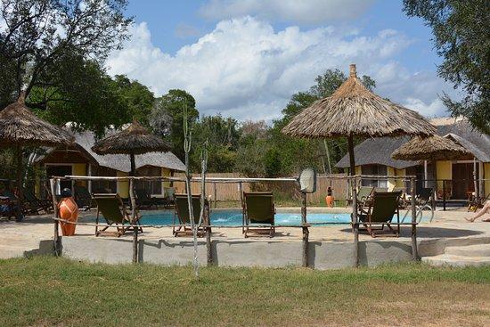 Selous Game Reserve, แทนซาเนีย: Zwembad
