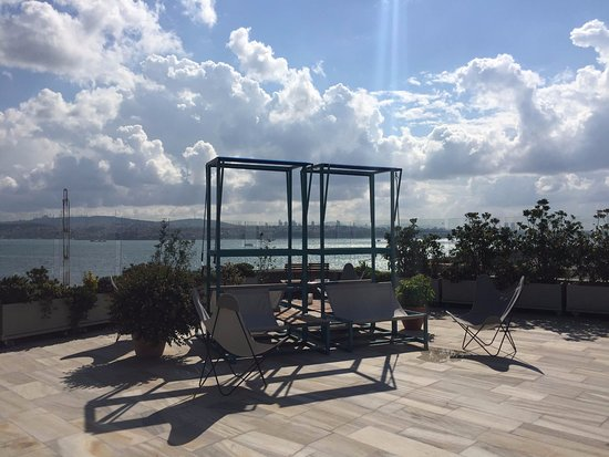Karakoy Rooms: Rooftop Terrace