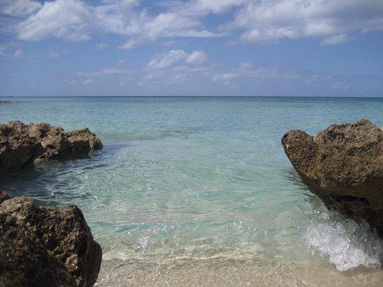 Плайя-Анкон, Куба: salida al mar