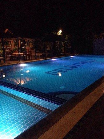 Gemütliches und edles Hotel in Battambang