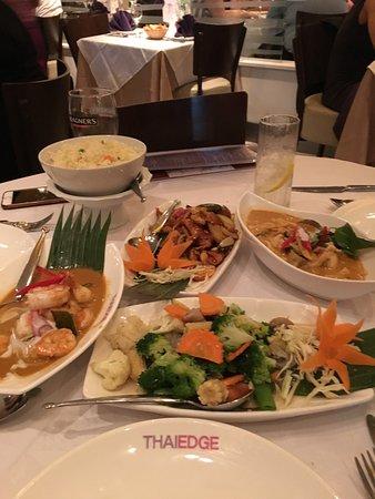 Thai Edge Restaurant Birmingham