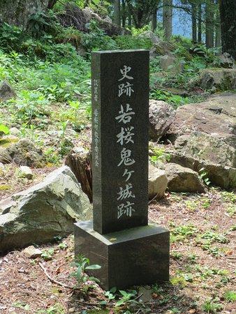 Wakasa-cho, Japonya: 史跡 若桜鬼ヶ城跡