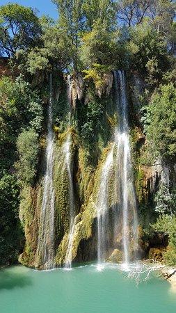 Sillans-la-Cascade, ฝรั่งเศส: Cascata