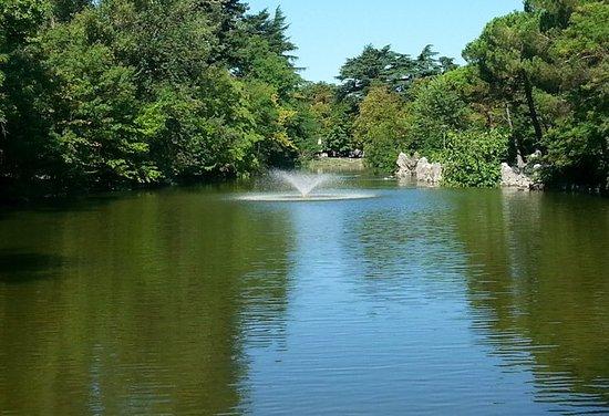 Laghetto picture of giardini margherita bologna for Laghetto i giardini