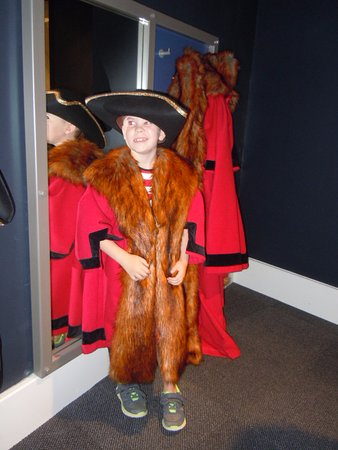Stories of Lynn: Dressing up as a town dignitary
