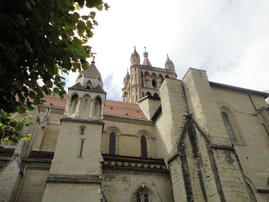 Zdjęcie Katedra w Lozannie