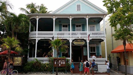No Es Una Preciosidad Picture Of Bagatelle Key West Tripadvisor