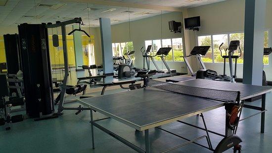 Dibba Al Bay Ah, Oman: Gymn