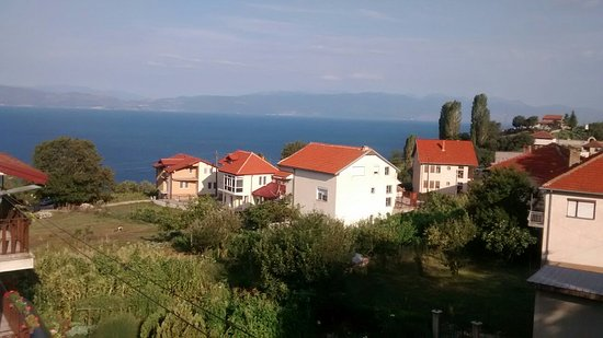 Elshani, Republic of Macedonia: great view from the balcony;)