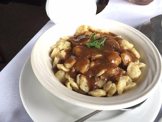 Melbourne Beach, FL: Spaetzle German Noodle