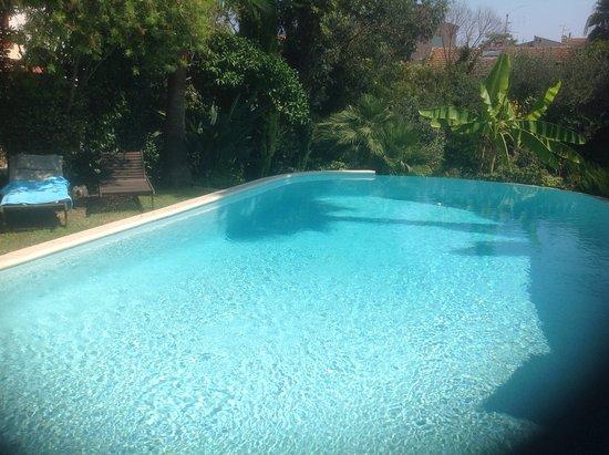 La Magaloun: Flott basseng