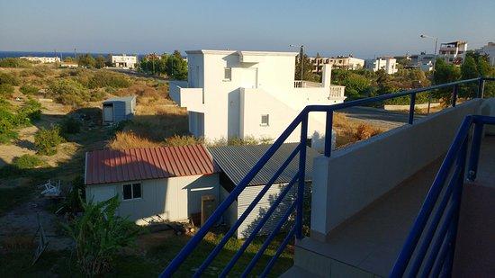 Gennadi, กรีซ: Sea and village view
