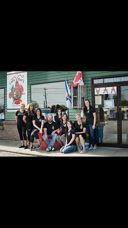 Capt. Kat's Lobster Shack: Our friendly staff