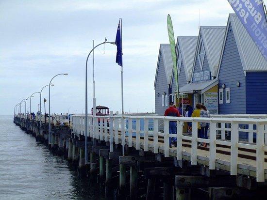 Busselton, أستراليا: Busselton Jetty