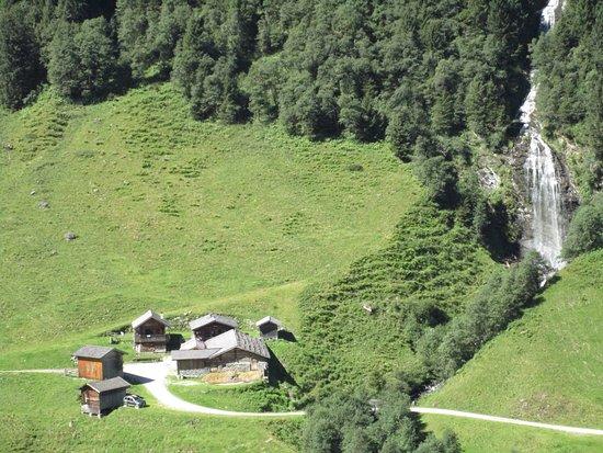 Hollersbach im Pinzgau, Austria: 'Unser Refugium' - links oben