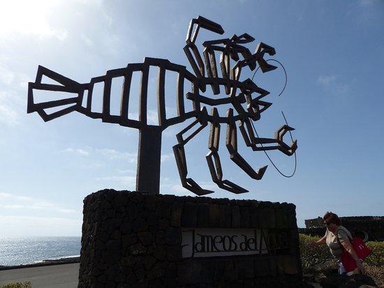 Punta Mujeres, España: Symbole