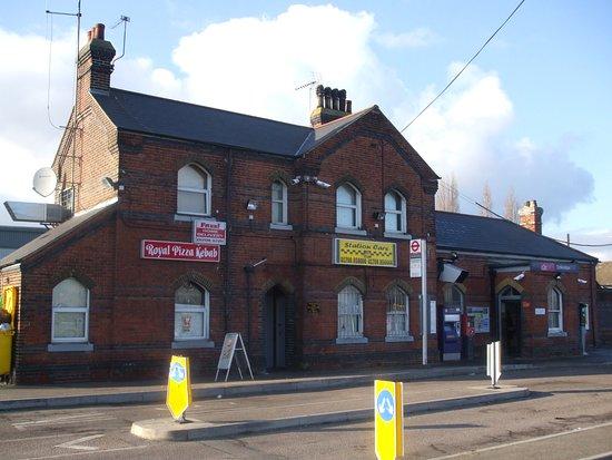 Ockendon Railway Station