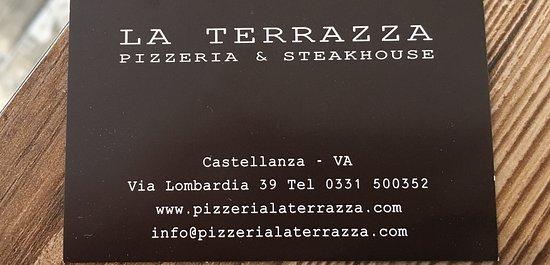 La Terrazza Castellanza Viale Lombardia 39 Restaurant