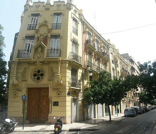 Edificio de los Dragones