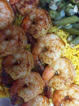 Shrimp Shack: Grilled Shrimp Skewers