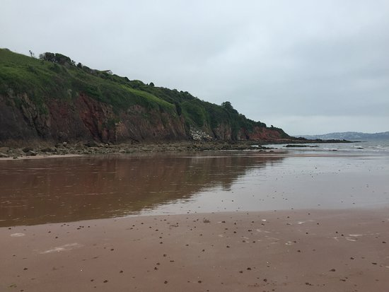 Paignton, UK: Beach