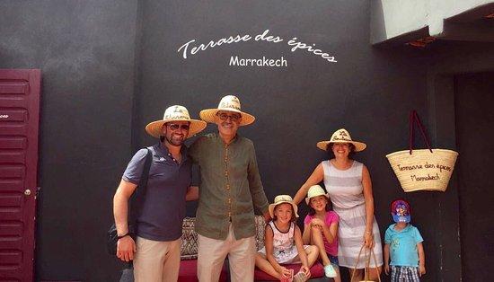 Terrasse des épices 2016 Marrakech
